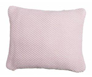 Oud Roze Kussens : Oud roze geweven kussen vida design