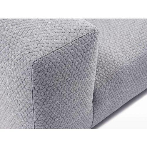 Koozo Robin sofa chaise longue met verlengde tweezit