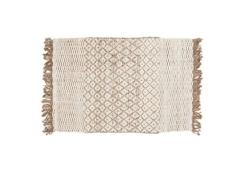 Aai Made With Love Indochine Mornings Jute/Chenille tapijt
