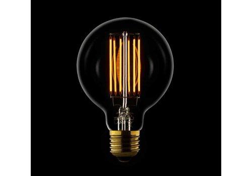 Globe ledlamp 95 mm Clear 6W - 450 lm