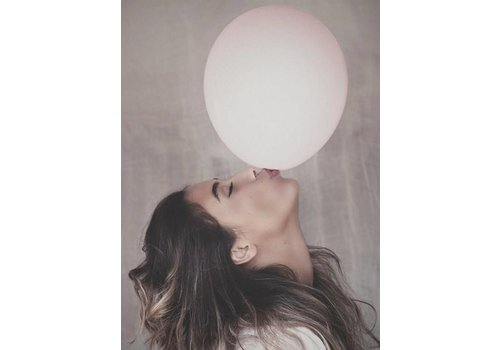 IXXI IXXI Wanddecoratie - Balloon Kiss