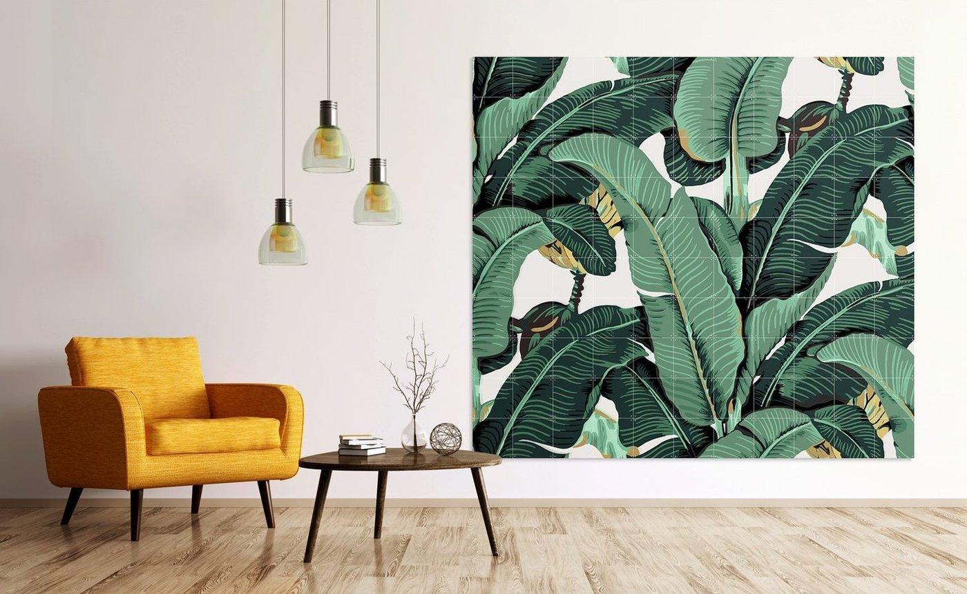 ixxi banana leaf
