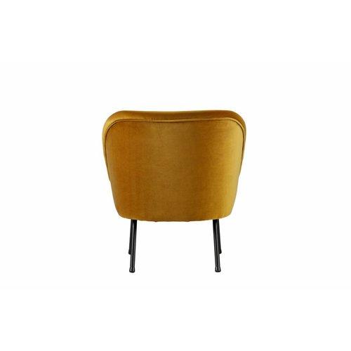 BePureHome Vogue fauteuil fluweel