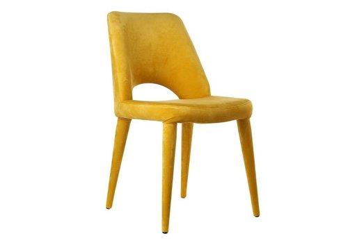 Pols Potten Holy stoel fluweel