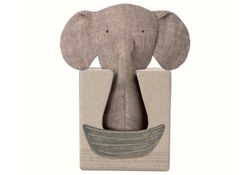 Maileg Noah's vrienden olifant rammelaar