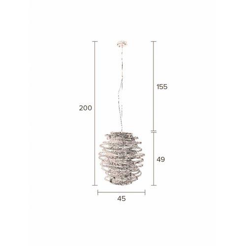 Dutchbone Kubu hanglamp
