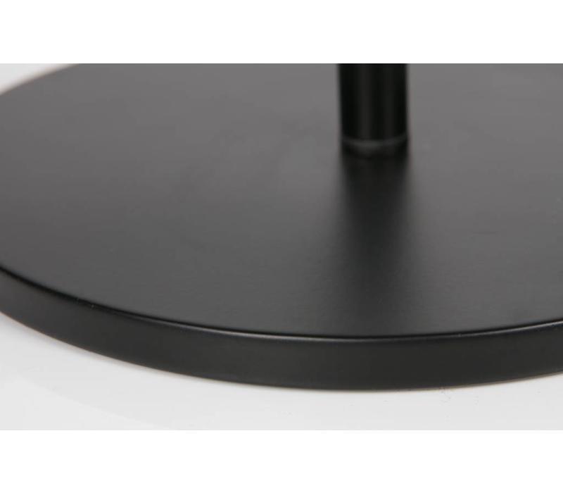 Pien vloerlamp - metaal zwart