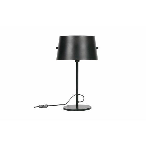 WOOOD Pien bureaulamp - metaal zwart