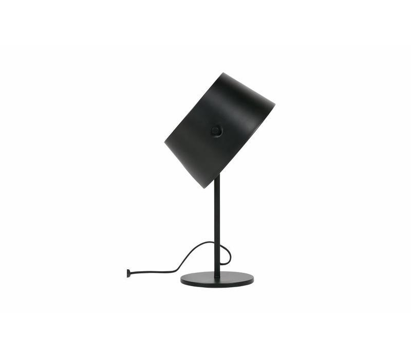 Pien bureaulamp - metaal zwart