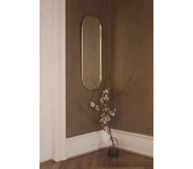 Angui ovale spiegel 108cm