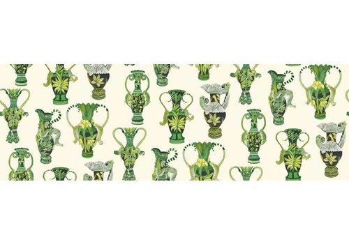 Cole & Son Khulu vases behangpapier - Ardmore
