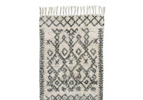 nordal Harlequin tapijt katoen 60x90
