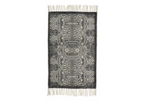 nordal Oriental canvas tapijt 75x150