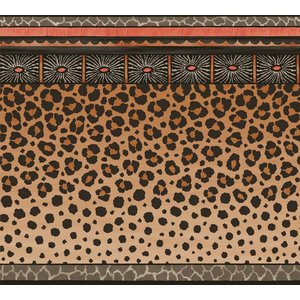 Cole & Son Zulu border behangpapier - Ardmore