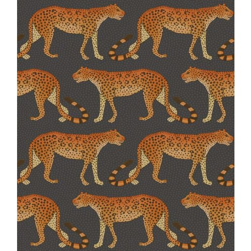 Cole & Son Leopard walk behangpapier Ardmore