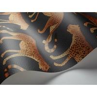 Leopard walk behangpapier Ardmore