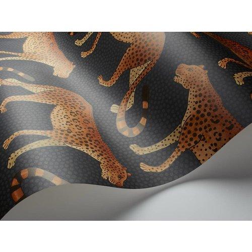 Cole & Son Leopard walk behangpapier Ardmore