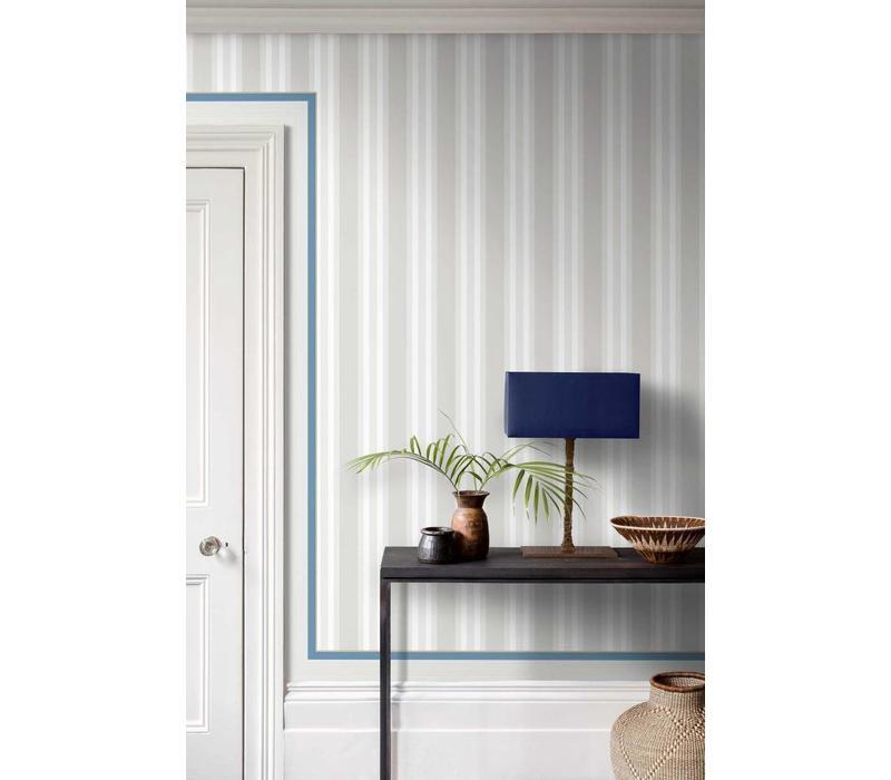 Jaspe border behangpapier - Marquee stripes
