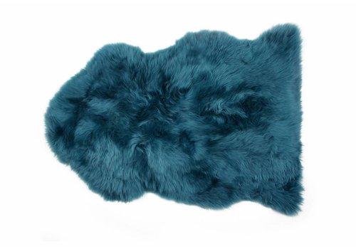Auskin Schapenvacht Tasman blauw