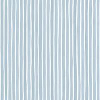 Croquet Stripe behangpapier - Marquee stripes