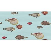 Acquario behangpapier - Fornasetti