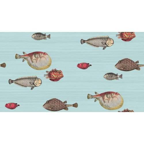 Cole & Son Acquario behangpapier - Fornasetti