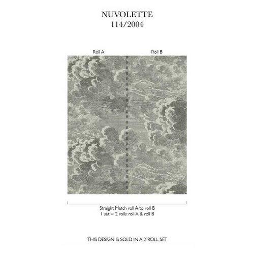 Cole & Son Nuvolette behangpapier-Fornasetti