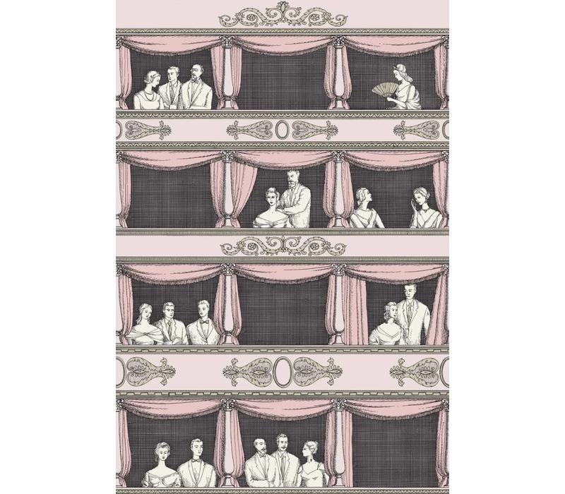 Teatro behangpapier - Fornasetti