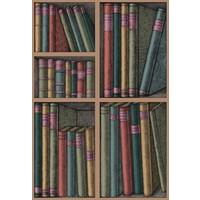 Ex Libris behangpapier - Fornasetti