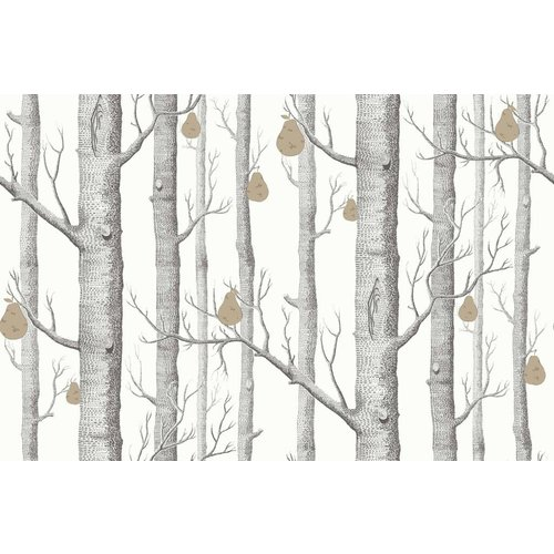 Cole & Son Woods and pears behangpapier - Contemporary restyled