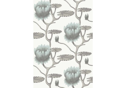 Cole & Son Summer lily behangpapier - Contemporary restyled