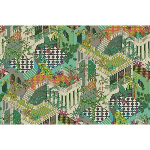 Cole & Son Miami behangpapier - Geometric 2