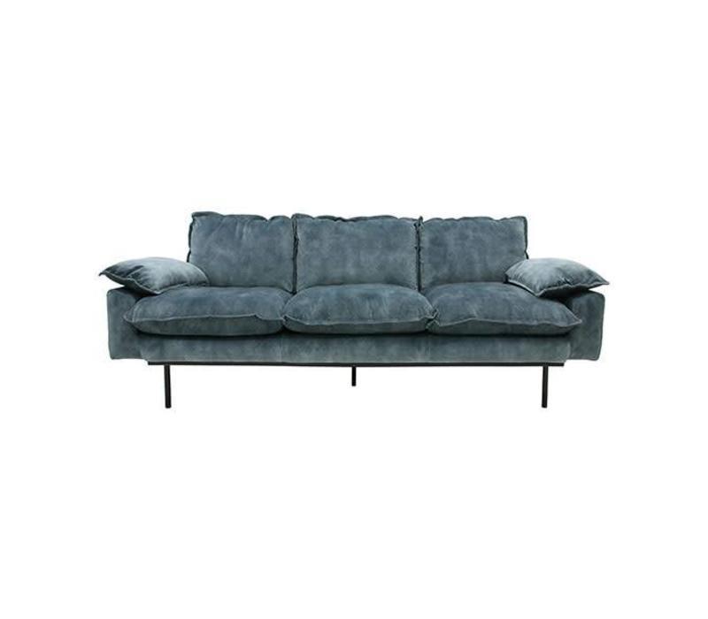 Retro sofa 3-zits