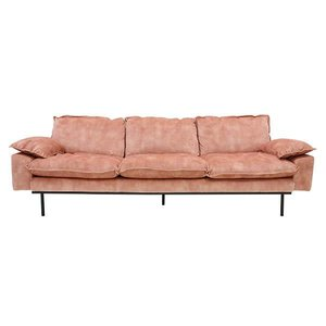 HK Living Retro sofa 4-zits