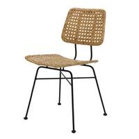 Rotan stoel naturel