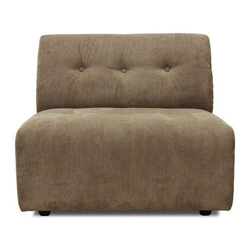 HK Living Vint sofa; middenstuk- element B