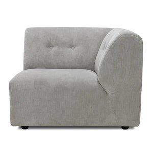 HK Living Vint sofa; rechterhoek - element C