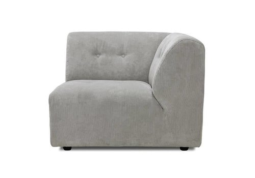 HK Living Vint sofa; rechterhoek - element C