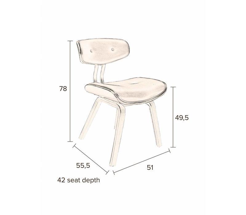 Blackwood stoel