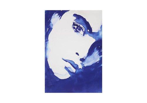 HK Living Tiny art canvas print M: sophie