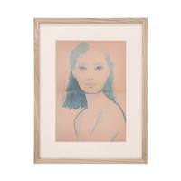 Tiny art frame M: aimee
