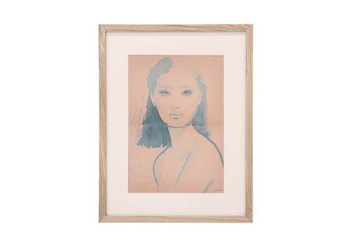 HK Living Tiny art frame M: aimee