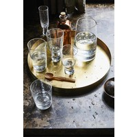 70's drinkglas - set van 4
