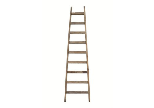 HK Living Ladder reclaimed teak