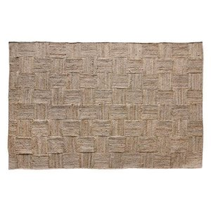 HK Living Patched jute tapijt 180 x 280