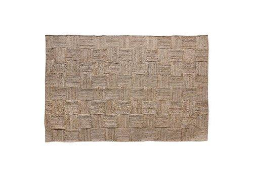 HK Living Patched jute tapijt 180 x 280 cm