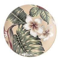 Aruba bord, keramiek, meerkleurig Ø20 cm