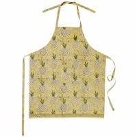 Pineapple curry keukenschort