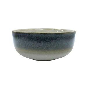 HK Living Ceramic 70´s Bowl medium : Ocean