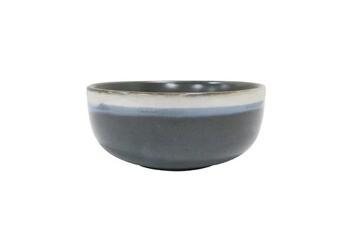 HK Living Ceramic 70´s Bowl medium : camouflage